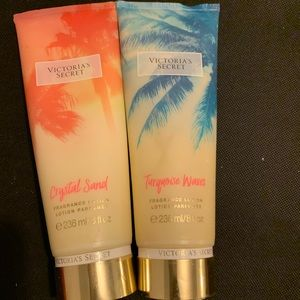Victoria Secret Lotions
